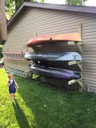 kayak storage camping river pinterest kayak storage storage