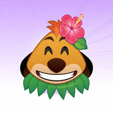 happy dance emoji disney emoji blitz timon u0026 pumbaa are here disney video