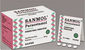 Obat Grafadon sanmol tablet tablet