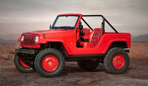 jeep cherokee chief off road jeep offroad concept vehicles