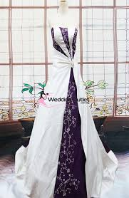 purple and white wedding emily purple and white wedding dress weddingoutlet au