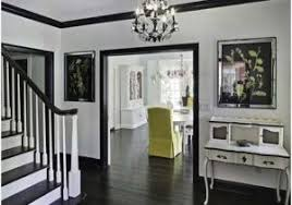 interior paint colors with dark wood trim comfy farmhouse