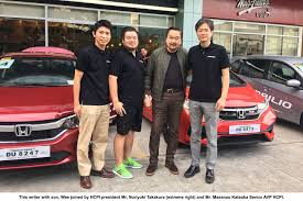 honda cars philippines motoring today column the local auto industry first half 2017