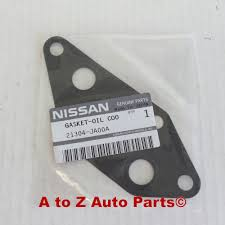 nissan altima coupe oem parts new 2007 2012 nissan sentra altima rogue oil cooler gasket seal