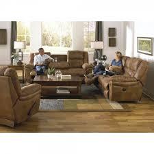Brown Recliner Sofa Jovi Reclining Sofa 4255205129 Living Room Furniture Conn S