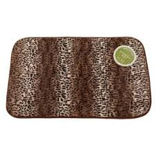 Cheetah Print Bathroom by Animal Print Bath Rugs U0026 Mats You U0027ll Love Wayfair