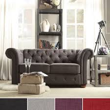 Grey Leather Chesterfield Sofa Living Room Grey Leather Chesterfield Sofa Uk Chesterfield 3