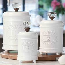 white kitchen canisters ceramic set jpg to ceramic kitchen