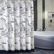 Nautical Curtain Fabric Nautical Themed Curtain Fabric Functionalities Net