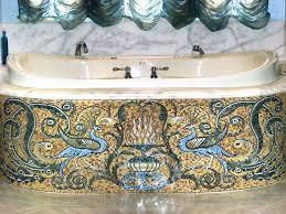 peacock bathroom ideas mosaic ideas photo mosaic mosaic marble