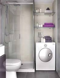 Small Bathroom Ideas With Stand Up Shower - small bathroom ideas with shower using glass separator for stand