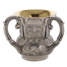 netilat yadayim cup hazorfim sterling silver netilat yadayim washing cup