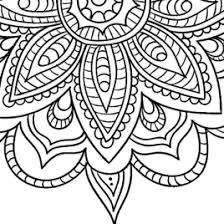 coloring pages for adults simple archives mente beta most