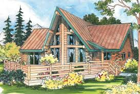 Modified A Frame House Frame Home Design Plan Superb Small Lake Cottage Floor Plans