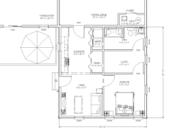 Home Plan Design 600 Sq Ft The In Law Apartment Home Addition