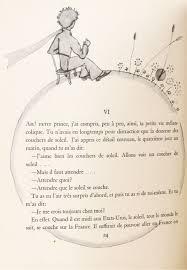 le petit prince exupery le petit prince signed book edition edition