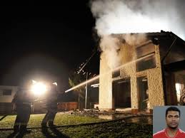 Breno é suspeito de queimar sua própria casa - Futebol - R7