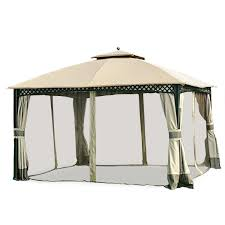 big lots gazebo replacement canopy covers and netting sets