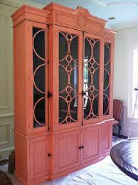 Armoire Ashley Chalk Painted Armoire And Pickled Table Ashley Spencer