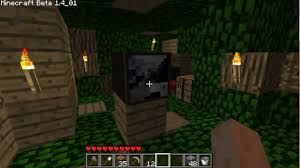 minecraft cool tree house completely natural no inventory