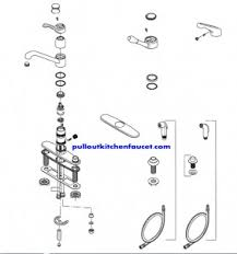 moen single handle kitchen faucet parts diagram delta single lever kitchen faucet repair kit lovely moen kitchen