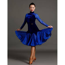 women u0027s girls black red royal blue velvet fish net ruffles big hem