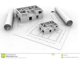 plan architecture sharp orange glazed regular pencil on isometric floor plan real