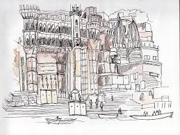 urban sketching course draw what you see the pigeon letters