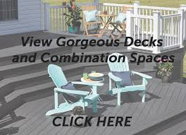Deck And Patio Combination Pictures by Best Raleigh Deck Builder