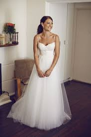 gowing isla tulle size 8 wedding dress for sale still
