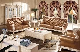 Modern Italian Living Room Furniture 2016 New Real European Style No Chaise Armchair Luxury Modern