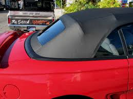 01 mustang convertible top mustang tops