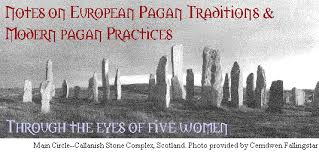 sojourn magazine notes on european pagan traditions and modern