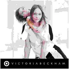 target shopping lady black friday victoria beckham for target target