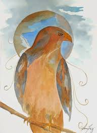 heron meaning conscious art studios red tailed hawk his spirit and symbolic