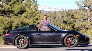 targa porsche is the 991 2 targa gts the greatest 911 porsche has ever built