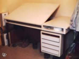 bureau dessinateur table à dessin bureau occasion
