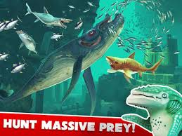 hungry shark evolution hacked apk user profile