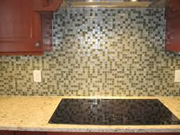 How To Install Glass Tile Backsplash In Bathroom Silver Glass - No grout tile backsplash