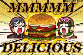 siege burger king dokkaebi ela burger pixel milathemute rainbow6