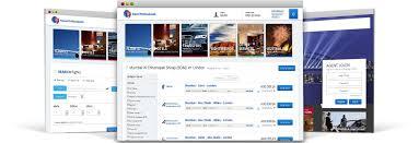 flight reservation system flight booking system otrams