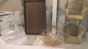 home goods tj maxx u0026 marshall u0027s home decor haul jun 2017 part 3