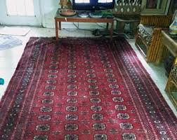Wool Rug Clearance Sale Bokhara Rug Etsy