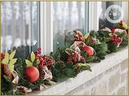 Christmas Fence Decorations Holiday Decorations Rona