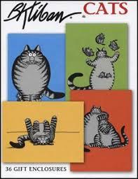 b kliban cats boxed gift enclosures bookman wholesale