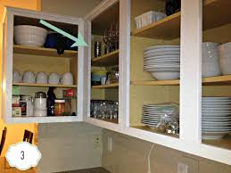 inside kitchen cabinets ideas fascinating painting inside kitchen cabinets and trends images