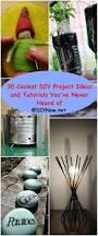 Diy Project Ideas 30 Coolest Diy Project Ideas And Tutorials You U0027ve Never Heard Of