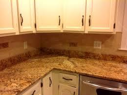 Installing Kitchen Backsplash Bathroom Winning Baltic Brown Granite Countertop Pictures