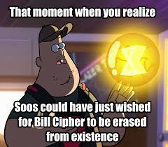 Gravity Falls Meme - time wish gravity falls know your meme