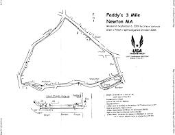 Mass Pike Exits Map Newton Ma 3m Races